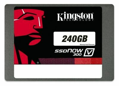"For Kingston V300 240GB 2.5"" SSD SATA 3 Internal Solid State Drive SSD Laptop PC"