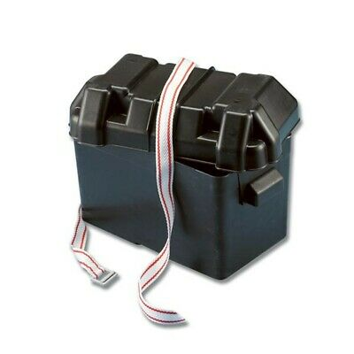Bac pour batterie - 100 A - moyenne taille - 350 x185 x 200 mm