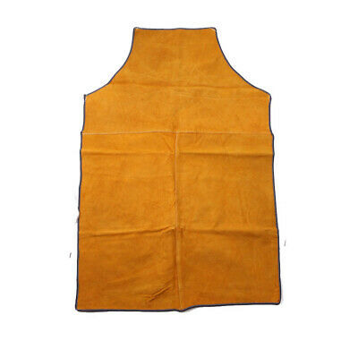 Welding Equipment Welder Heat Insulation Protection Cow Leather Apron 60x90cm