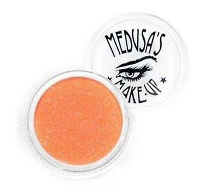 Medusa's Makeup Glitter Vegan Cruelty Free Neon Orange
