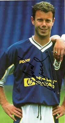 David Howells (Tottenham Hotspur) signed picture