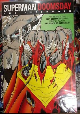 Superman Doomsday The Aftermath edizione USA**