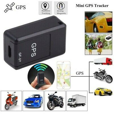 Mini Magnetic GPS Tracker Device Locator for Car Motorcycle Kids Teens Truck