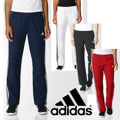 af2f7faf adidas Team T16 Women's Tracksuit Trousers Running Gym Sports Track Pants