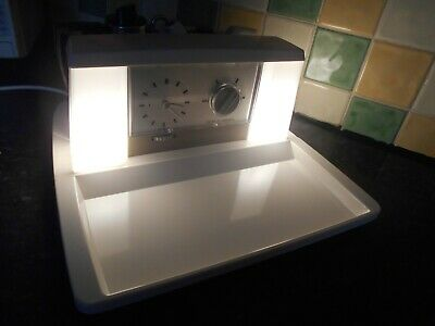 Goblin Teasmade 855 - With Tray - Super White - Minty - Working Condition.