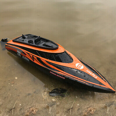 XYCQ FT011 2.4G RC Boat Toy 50 Km/H good quality+Water Cooling System Waterproof