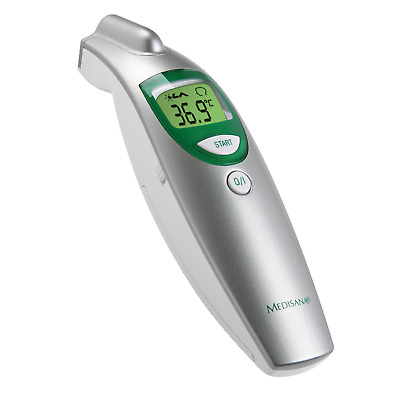 Medisana FTN Infrared Thermometer - Measure Body Temperature for Adults, + w/ up
