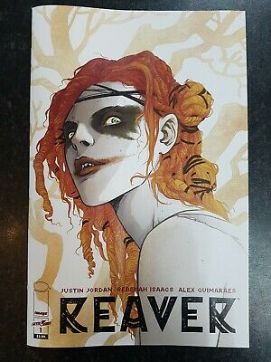 Reaver #1 First Print