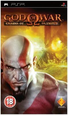 God of War Chains of Olympus - Sony PSP - UMD ONLY