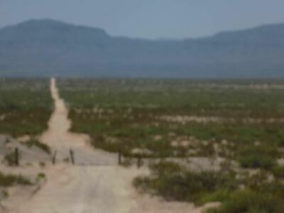 Sierra Blanca Cash Sale! Warranty Deed On 20 Pristine Texas Acres W/Roads