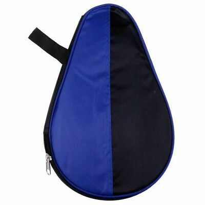 Mobile waterproof table tennis racket ping pong butt storage bag case pouch B07