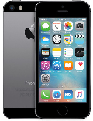 Apple iPhone 5S 16GB Unlocked Smartphone - Space Grey