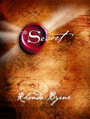 The Secret by Rhonda Byrne (PDF Book, 2006)