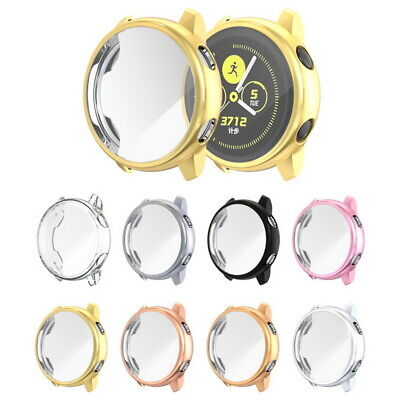 Shockproof 360° Screen Protector Plating Cover For Samsung Galaxy Active Watch
