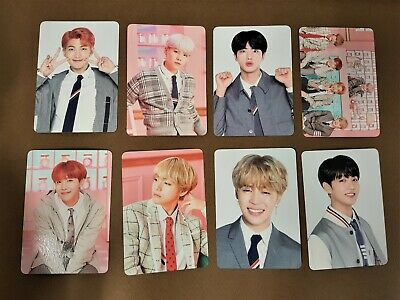 BTS [Happy Ever After 4th MUSTER] Mini Photocards FULL SET