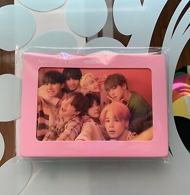 BTS Map Of The Soul: Persona OFFICIAL Aurora Photo Frame [Set Of 4]