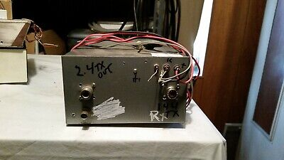 DUAL BAND 144 + 432 to 28 MHz ASSEMBLED TRANSVERTER VHF UHF 28mhz