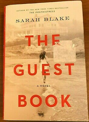 The Guest Book; Sarah Blake; HC/DJ;May, 2019; 1st international edition;Flatiron