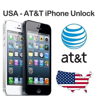Factory iPhone Unlock Service At&t USA (+Active on Another Customer Account)