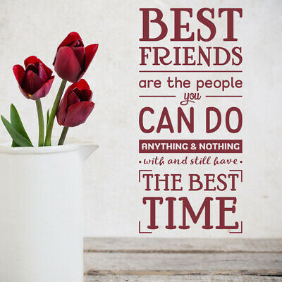 CWA-1224 Personalized Friendship Best Friends Quote From Winnie The Pooh by...