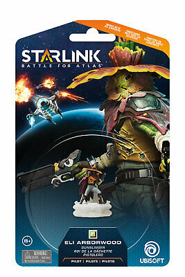 Starlink Weapon And Pilot Packs Lot Of 6 Pces