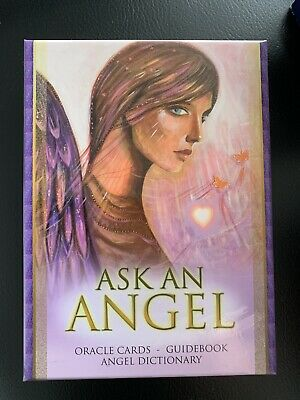 Ask An Angel oracle card deck