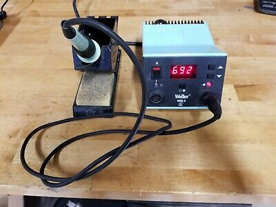 Weller WSL2 Dual Digital Soldering Station with 1 Iron
