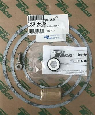 Taco 1600-868CRP CERAMIC SEAL KIT For 1600 Series Pumps