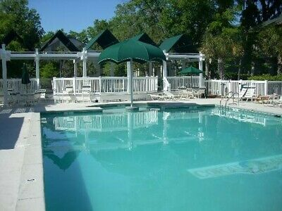 Coral Reef Resort Hilton Head Sc Timeshare 74,500 Rci Points Even Years