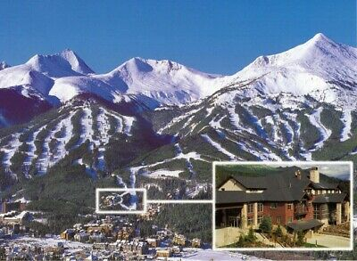 Grand Timber Lodge Breckenridge Resort Floating Spring/Fall Timeshare Odd Years