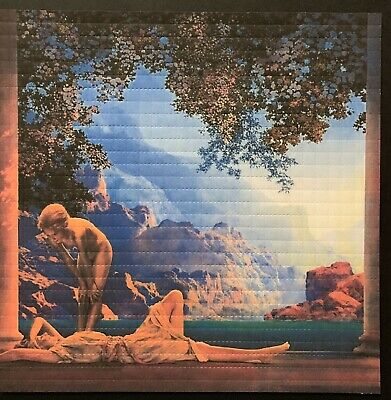 Blotter Art - LAST OF THE STASH - Max Parrish - The Dreamer - 900 Squares