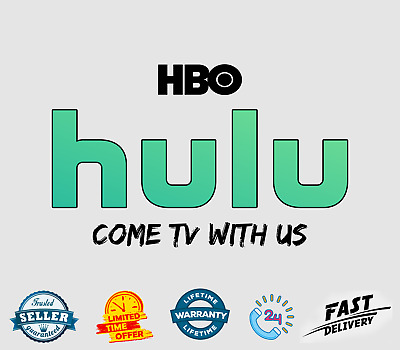 🔥 Hulu Premium 📺 No Ads + HBO Add-On Account 🚀 FAST Delivery 😲 Warranty 🔥