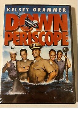 Down Periscope (DVD, 2013, Region 1) NEW & SEALED! FAST SHIPPING!