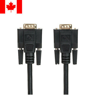 3FT-50FT HDMI Male to VGA Male 15 Pin Video Adapter Cable 1080P For TV DVD BOX