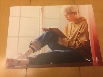 BTS Suga [ PUMA Turin Official Photocard ] Special Limited Editon / NEW / +GIFT