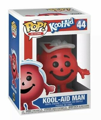 FUNKO POP KOOL AID MAN KOOL-AID AD ICONS VINYL FIGURE #44 Pre-Order Arrives 7/19