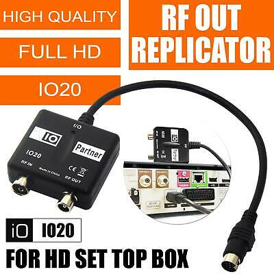 Global IO-Link Box RF 2 Modulator Output Use With Sky + HD Free Magic Eye TVLink