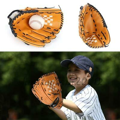 10.5-12.5 Inch Fastpitch Baseball Softball Left Hand Glove Right Hand Thrower