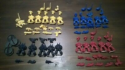 Space Crusade Marines SPARE PART MB Games Workshop (Price Each + Discount Offer)