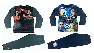 Official Boys Kids Children's Star Wars Shorts Pyjamas Pajamas Pjs 4 6 8 10