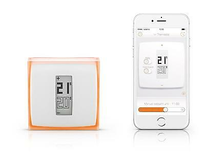 Netatmo Smart Thermostat NTH01-N-EC-UK Requires Professional Install