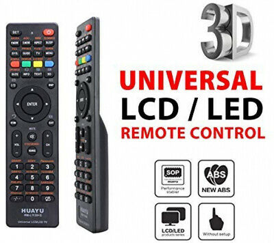 Universal LCD LED 3D Replacement TV Remote,For LCD LED TV HDTV Remote Controller