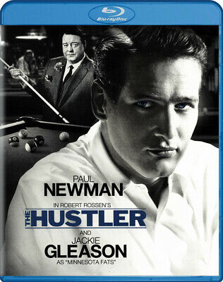 The Hustler (Blu-Ray) (Blu-Ray)