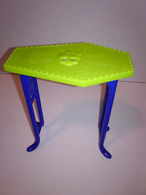Green Coffin Table Monster High Creepteria Beast Bites Replacement