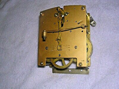 Clock  Parts  ,Smiths  Enfield  Clock  Movement , G.w.o. 1
