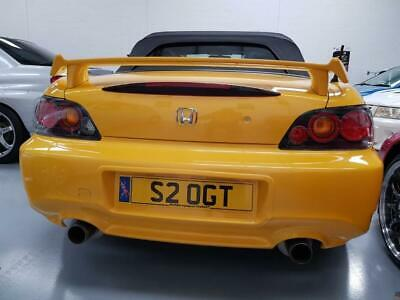 2001 Honda S2000 Private Registration 2 door Convertible