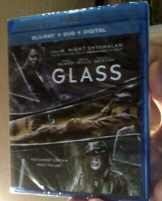 Glass  Bluray Digital Dvd
