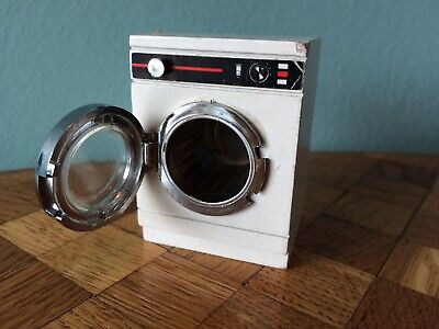Waschmaschine Lundby  Puppenhaus Puppenstube 1:18 dollhouse washing machine