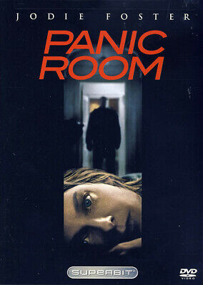 Panic Room New Dvd Free Shipping