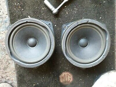 mg tf mgf door speakers
